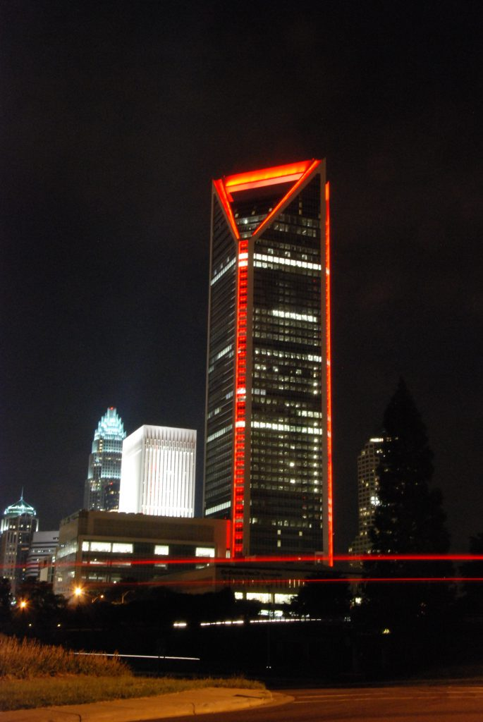 Duke Energy Center Lighting
